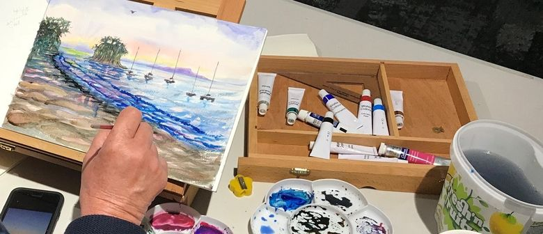 Watercolour Art Classes