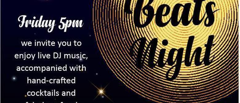 Beats Night with Dave Ti (DiCE)