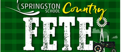Springston Country Fete