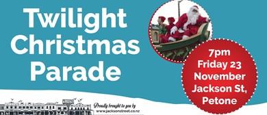 Twilight Christmas Parade