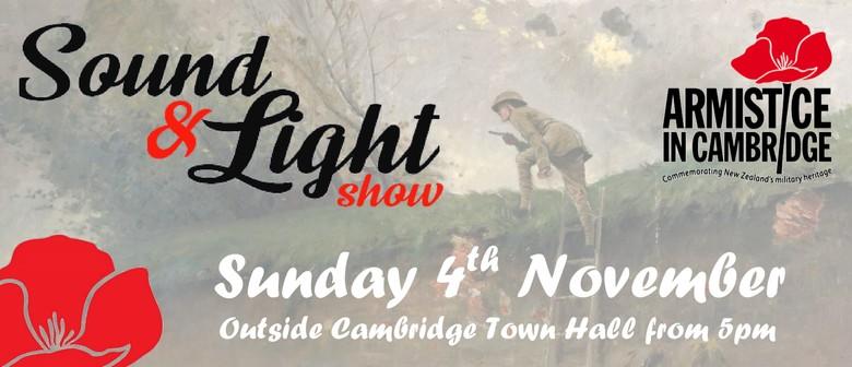 Sound & Light Show Cambridge