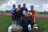 Image for event: Southland Primary Athletics Schools' Championships