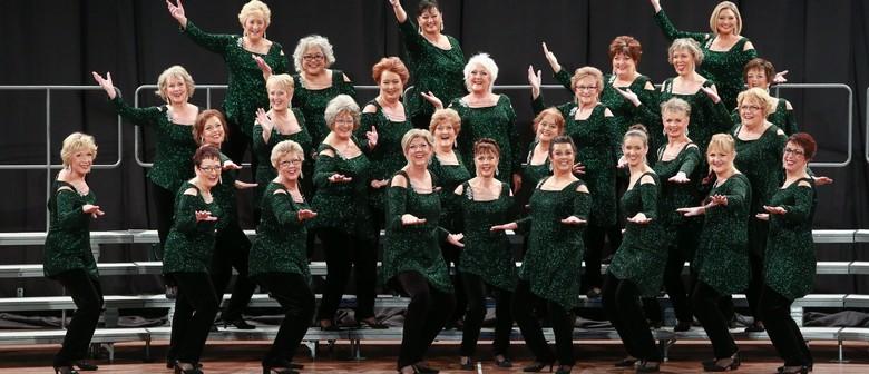 Sing Christmas Carols With the Manawatu Overtones