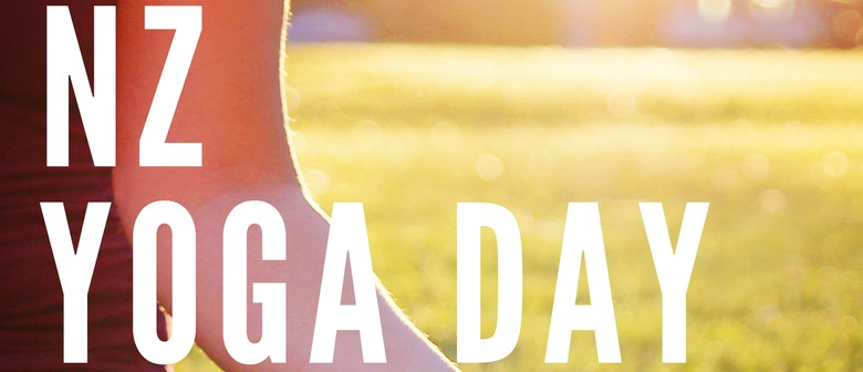 NZ Yoga Day
