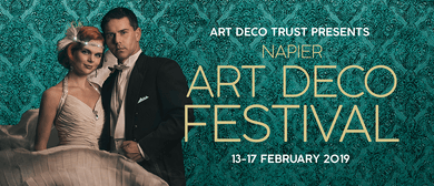 Art Deco Best Dressed Contest - ADF19