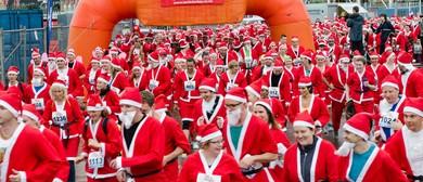 The Great NZ Santa Run/Walk