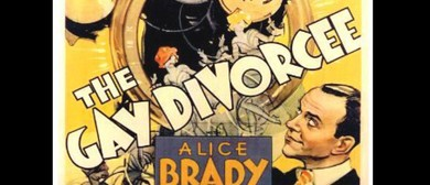 At the Pictures - The Gay Divorcee (PG, 1934) ADF19