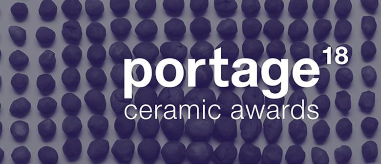 Portage Ceramic Awards 2018
