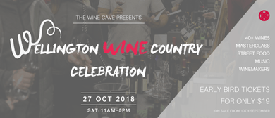 Wellington Wine Country Celebration
