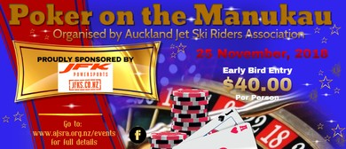 Poker On the Manukau