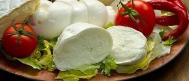 Mozzarella Cheese Making Demonstration