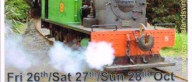 Steam Weekend Celebrating 150 Years of Rail