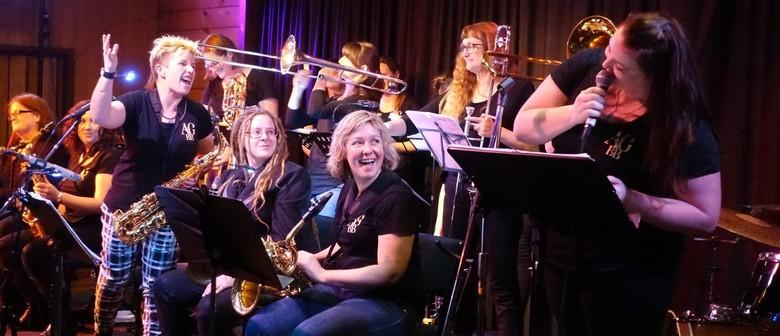 All Girl Big Band