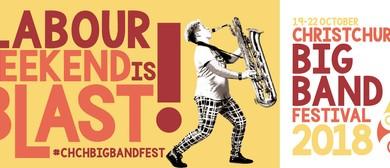 Chch Big Band Festival - Lunchtime School Concert