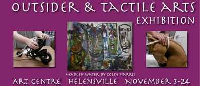 Outsider & Tactile Arts Exhibition
