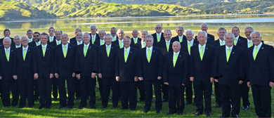 New Zealand Male Choir - ADF19
