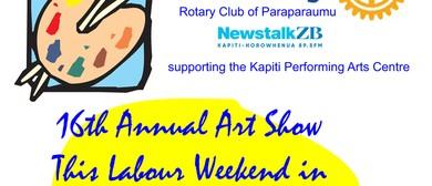 Paraparaumu Rotary Art Show