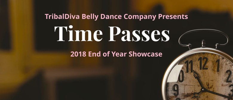 End of Year Showcase - TribalDiva Belly Dance Company