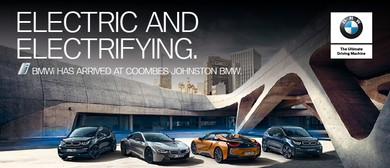 BMWi Launch Event
