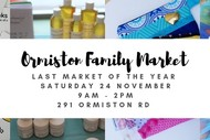 Image for event: Ormiston Family Market - End of Year Xmas Market