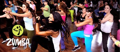 Zumba Fitness With Natasha Macaulay