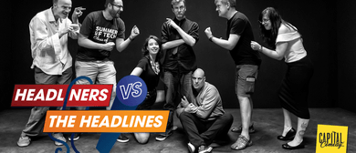 Headliners Vs The Headlines - Harry Potter