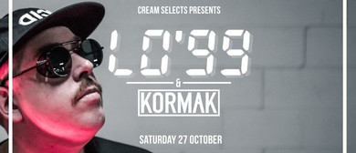 Cream Selects - LO'99 & Kormak