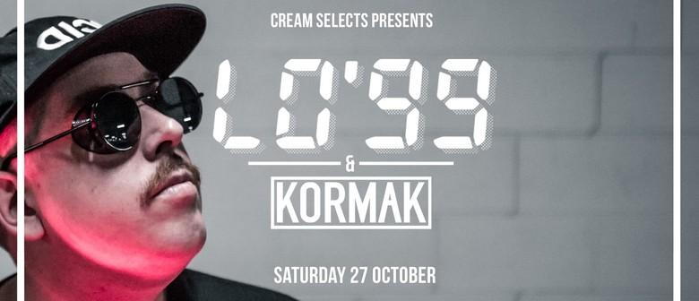 Cream Selects - LO'99 & Kormak