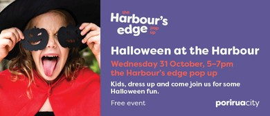 Halloween at the Harbour