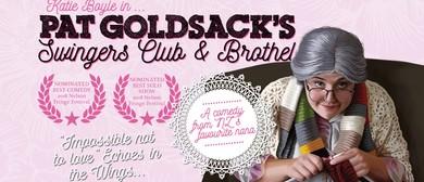Katie Boyle in Pat Goldsack's Swingers Club and Brothel