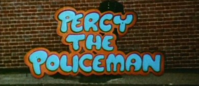 Percy the Policeman and Tank Busters