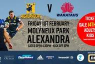 Image for event: Highlanders v Waratahs