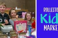 Image for event: Rolleston Kids' Christmas Market