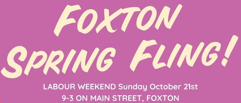 Foxton Spring Fling 2018