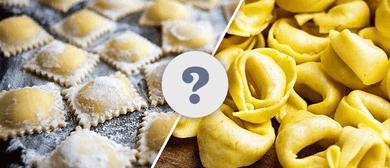 Fresh Pasta Ravioli & Tortellini Cooking Class