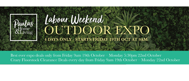 Labour Weekend Outdoor Expo