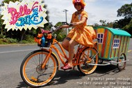 Image for event: Belle On a Bike Roaming Storytelling Show