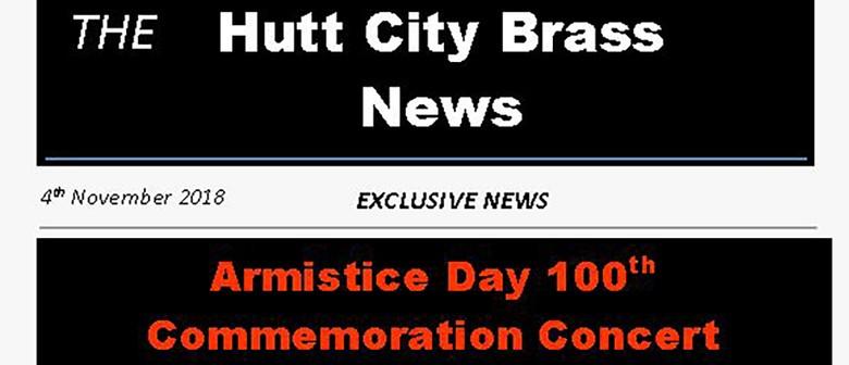Hutt City Brass Concert