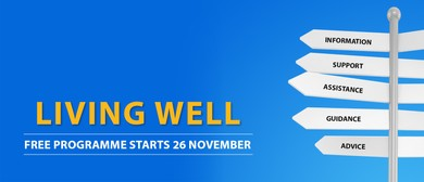 Cancer Society Living Well 2-day Programme