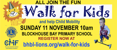 Lions' Walk for Kids 2018