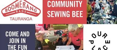 Boomerang Sewing Bee