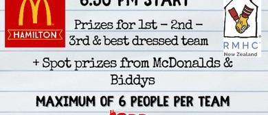Ronald McDonald House Charities Quiz Fundraiser