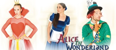 Melbourne City Ballet - Alice in Wonderland Youth Workshop
