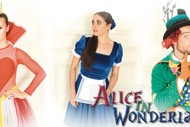 Image for event: Melbourne City Ballet - Alice in Wonderland Youth Workshop