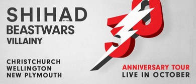 Shihad 30th Anniversary Tour: SOLD OUT