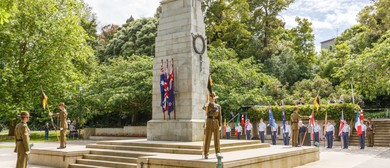 Armistice Day Commemoration Service 2018