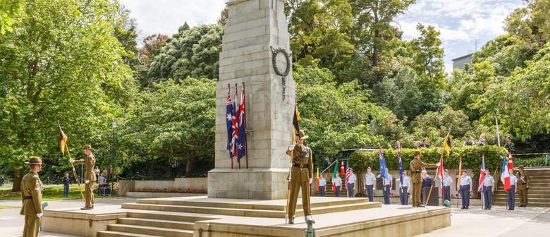 Armistice Day Commemoration Service 2018
