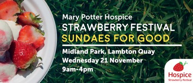 Mary Potter Hospice Strawberry Festival 2018