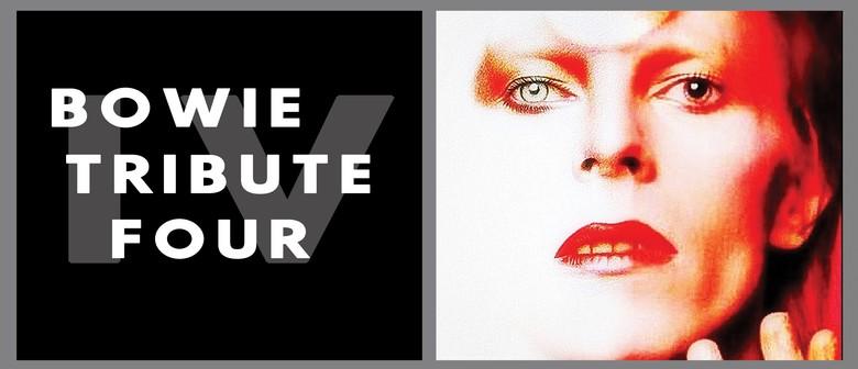Bowie Tribute Four. AB4
