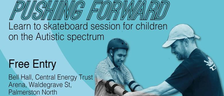 Pushing Forward - Autism Skateboard Session